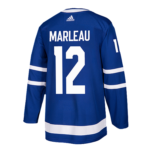 new products 74fd6 ca5a2 Toronto Maple Leafs adidas Marleau Authentic Home Jersey ...