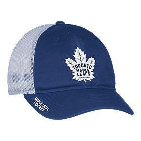 814449fec55f0 Toronto Maple Leafs adidas Meshback Slouch Flex Hat
