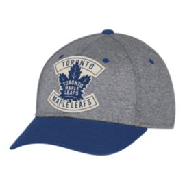 Toronto Maple Leafs adidas Structured Flex Hat