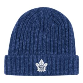Toronto Maple Leafs adidas Women's Cuffed Beanie Knit