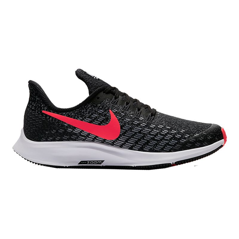 d3314f412ba0 Nike Kids  Pegasus 35 Grade School Running Shoes - Black Pink White (