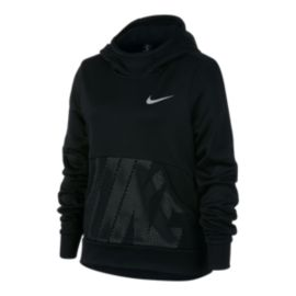 Nike Girls' Energy Therma Pullover Hoodie