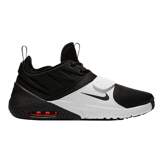 the latest 7b5e9 8185c Nike Men s Air Max Trainer 1 Training Shoes - Black White Red   Sport Chek
