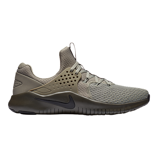 hot sale online b98cd b0351 Nike Men s Free TR V8 Training Shoes - Grey Black   Sport Chek