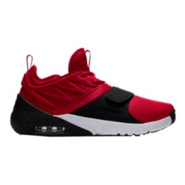 Nike Men's Air Max Trainer 1 Training Shoes - Red/Black/White