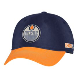 Edmonton Oilers CCM Adjustable Slouch Hat