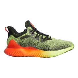 adidas Men's Alphabounce Beyond WC Running Shoes - Yellow/Red/Black