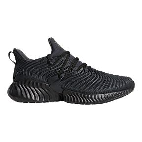 abb8b41cf3fda adidas Men s AlphaBounce Instinct Running Shoes - Grey Black