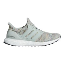 adidas Men's Ultra Boost City Lights Running Shoes - Silver/Grey/Black
