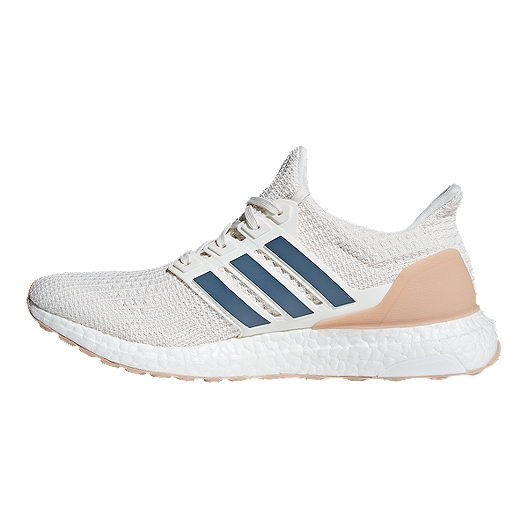 a309e008a adidas Men s Ultra Boost DNA Running Shoes - White Ink Grey