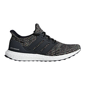 adidas Men's Ultra Boost City Lights Running Shoes - Black/Grey/Silver