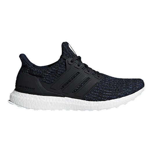 517a7569ed7a8 adidas Men s Ultra Boost Parley Running Shoes - Ink Grey Blue ...
