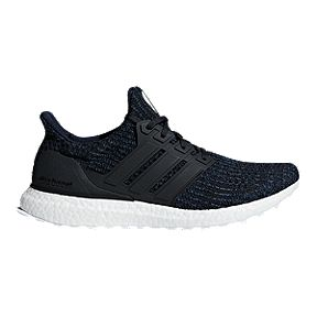 on sale b750b b28ec adidas Men s Ultra Boost Parley Running Shoes - Ink Grey Blue