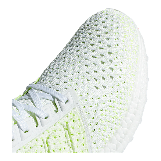 cf50e8580c609 adidas Men s Ultra Boost Clima Running Shoes - White Yellow