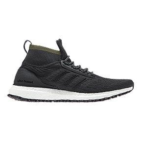 promo code 0764b 95eda adidas Men s Ultra Boost Running Shoes - Black White
