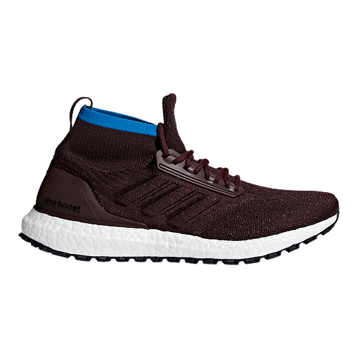 newest e1b9c 952f2 adidas Men's Ultra Boost All Terain Running Shoes - Maroon/Blue