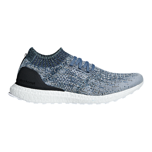 hot sale online 61858 a6485 adidas Men s Ultra Boost Uncaged Parley Running Shoes - Grey Blue   Sport  Chek