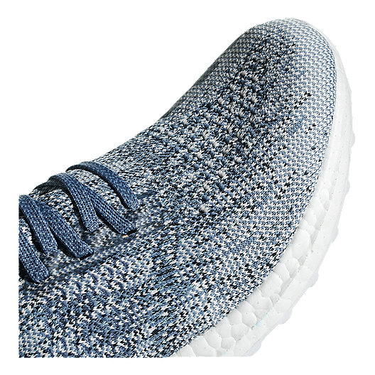 sale retailer 1d7ad 8ff30 adidas Men's Ultra Boost Uncaged Parley Running Shoes - Grey/Blue