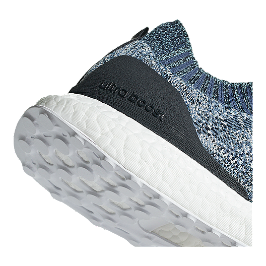 more photos 2801b ebb1c adidas Mens Ultra Boost Uncaged Parley Running Shoes - GreyB