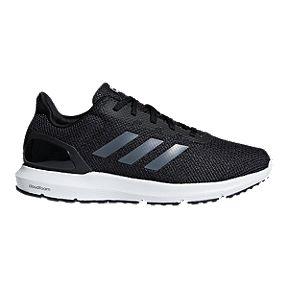 ad5b3bcac adidas Men s Cosmic 2 Running Shoes - Black Grey