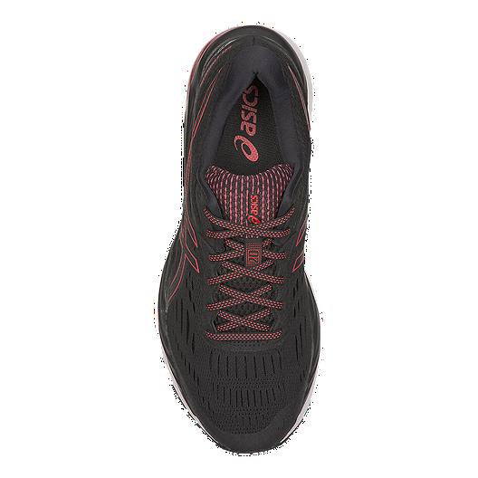 torpe Departamento fluido  ASICS Men's GEL-Cumulus 20 Running Shoes - Black/Red | Sport Chek