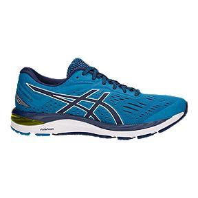 4aa6cf16bcfe ASICS Men s GEL-Cumulus 20 Running Shoes - Blue Navy