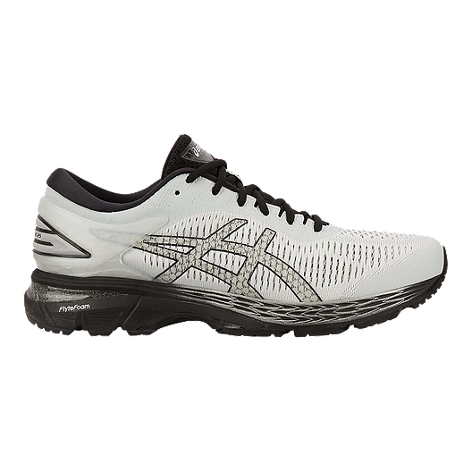 Esperanzado anfitrión Borde  ASICS Men's GEL-Kayano 25 Running Shoes - Grey/Black | Sport Chek