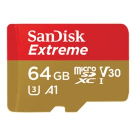 GoPro SanDisk Extreme 64 GB Micro SDHC Memory Card