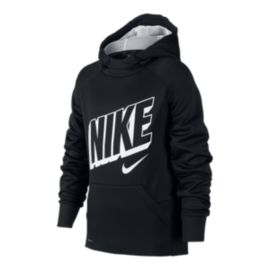 Nike Boys' Therma GFX Pullover Hoodie