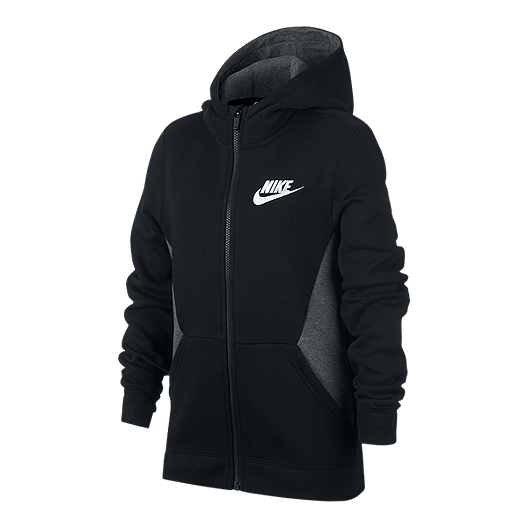 Nike Sportswear Hoodie Full Club Boys' Zip bf7g6y