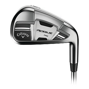 Callaway Rogue Pro Steel Irons - 4-AW