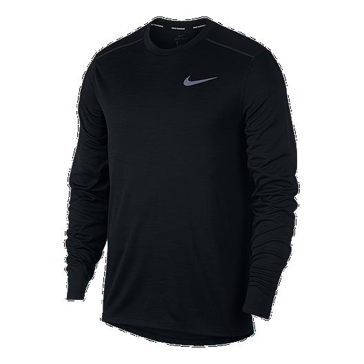 ab7cd9c7 Nike Men's Pacer Long Sleeve Shirt | Sport Chek