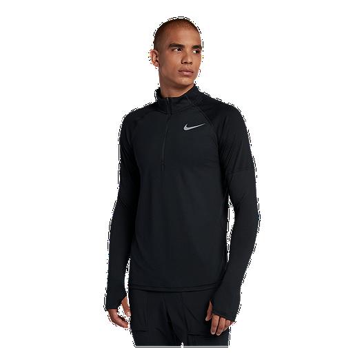 302d55846 Nike Men's Element 2.0 1/2 Zip Long Sleeve Shirt   Sport Chek