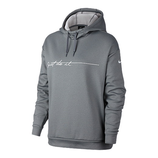 5d92fc50a Nike Women's Therma Graphic Training Pullover Hoodie | Sport Chek