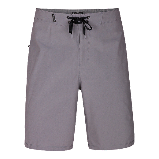 860d0293ef Hurley Men's Phantom One & Only 20 Inch Boardshorts - Grey | Sport Chek