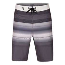 Hurley Men's Phantom Gaviota 20 Inch Boardshorts - Grey