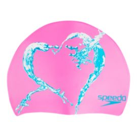 Speedo Holiday Assortment Silicone Swim Cap