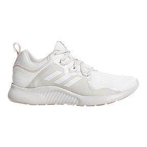 buy popular 03c06 68f94 adidas Womens Edge Bounce Running Shoes - WhiteGreyAsh