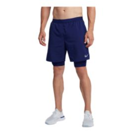 "Nike Men's Distance 2 In 1 7"" Shorts"