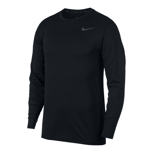 333d2e05 Nike Dry Men's Static Long Sleeve Shirt | Sport Chek