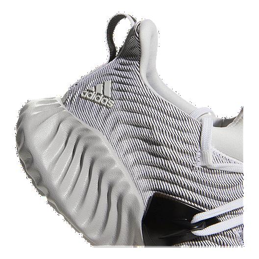 59085d1b53f20 adidas Women s Alphabounce Instinct Running Shoes - White Grey Black. (0).  View Description
