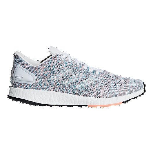 b79f1fe6f adidas Women s Pure Boost DPR Running Shoes - White Chalk