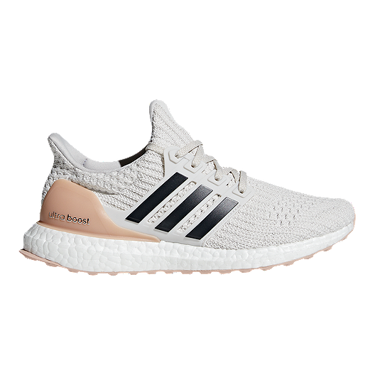 7a9ecdb14 adidas Women s Ultra Boost DNA Running Shoes - Cloud White Carbon ...