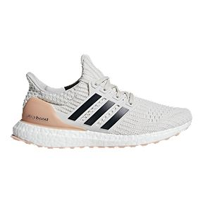 adidas Women s Ultra Boost DNA Running Shoes - Cloud White Carbon 8f504f3fa