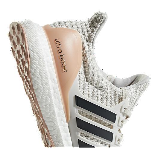 eac9819e9 adidas Women s Ultra Boost DNA Running Shoes - Cloud White Carbon. (0).  View Description