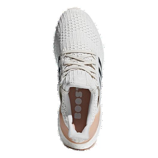 8f38e56a6 adidas Women s Ultra Boost DNA Running Shoes - Cloud White Carbon. (0).  View Description