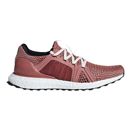 size 40 705f8 a259b adidas Women s Ultra Boost X Stella McCartney Running Shoes - Red White   Sport  Chek
