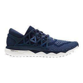 006f1faaee0 Reebok Women s Floatride Run Ultraknit Running Shoes - Navy