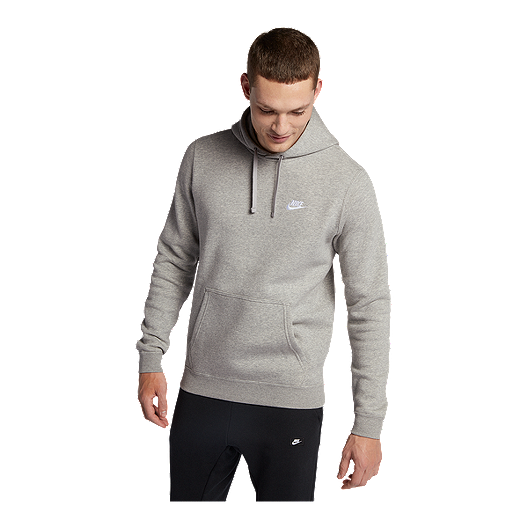 5a4aece19f3c Nike Sportswear Men s Club Pullover Hoodie