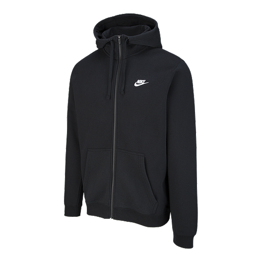 7ab6802695af Nike Sportswear Men s Club Full Zip Hoodie